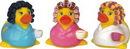 Custom Rubber Morning Duck, 3 3/8