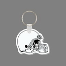 Key Ring & Punch Tag - Football Helmet (Right Side View)