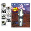 Custom Survival Whistle W/Compass (Screen)