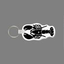Custom Key Ring & Punch Tag - Lobster (Silhouette)