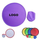 Custom Foldable Flying Disc with Pouch, 10