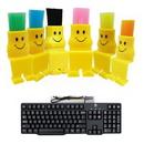 Custom Plastic Keyboard Cleaner, 2 7/10