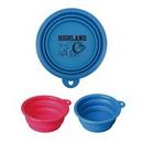Custom Collapsible Pet Bowl, 5