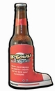 Custom Full Color High Top Shoe Bottle Hugger Beverage Insulator (Sublimated)