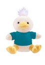 Custom Soft Plush Duck With T-Shirt 12