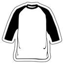 Custom Shirt Notekeeper Magnet - 35 Mil Process Color (3