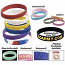 Custom Silicone Rubber Wristbands