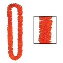 Custom Soft Twist Solid Poly Leis, 2 1/4