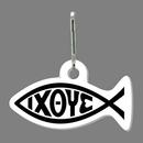 Custom Fish (Jesus) Zip Up