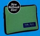 Custom Premium Neoprene Netbook Laptop Sleeve (1 Color)