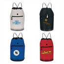 Beach Gym Bag, Personalised Drawstring Backpack, Custom Logo Drawstring, Printed Drawstring, 17