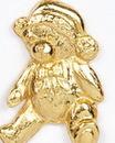 Custom Holiday Bear Stock Cast Pin