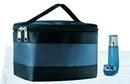 Custom Satin Accessory Bag, 7 1/2
