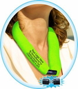 Custom NEW & IMPROVED - HIGH-VIS SAFETY GREEN CooLooP Water Scarf Tax & Broker Fee FREE. ANY DESIGN, 26