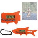 Custom Fish Tracker, 4 3/4