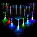 Custom Light Up Wine Glass