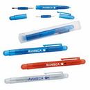 Custom Compact Screwdriver Set w/Pen, 5 7/8
