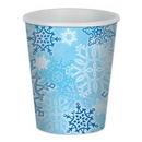 Custom Snowflake Beverage Cups