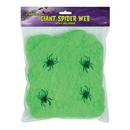 Custom Giant Spider Web w/ 4 Spiders