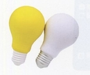 Custom Light Bulb Stress Reliever Squeeze Toy