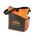 Custom WGG! The Gourmet Insulated Lunch Bag - Orange, 7.0