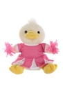Custom Soft Plush Duck With Cheerleader Outfit 12