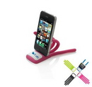 Custom Silicone Mobile Stand Palm Shape, 6 2/16
