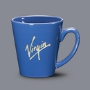 Custom Sorrento Mug - 12oz Ocean Blue