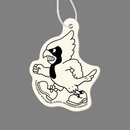 Custom Bird (Cardinal Mascot) Paper A/F