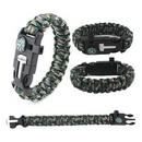 Custom Outdoor Survival Gear Escape Paracord Bracelet, 9