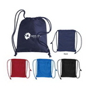 Custom Performance drawstring bag features durable, long-lasting dobby nylon material., 14