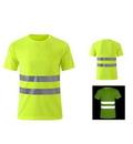 Custom Short Sleeve Reflective T-Shirt