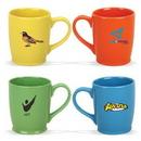 Coffee mug,16 oz. Morning Ceramic Mug, Personalised Mug, Custom Mug, Advertising Mug, 4.25