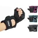 Custom Sports Slip-Proof Glove Fingerless Gloves, 5