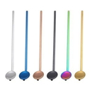 Custom Metal Straw Spoon Stirrer, 8.35