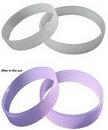 Custom UV Color-Change Silicone Wristband