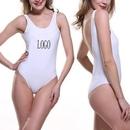 Custom Women's One Piece Backless Swimsuits