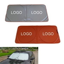 Custom Automobile sunshade block, 56