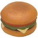 Custom Hamburger Stress Reliever