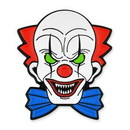 Custom Scary Clown Pin, 1