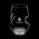 Custom Tallandale Stemless Wine - 8oz Crystalline