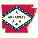 Custom Arkansas Pin
