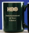 Custom 15 Oz. Green/White El Grande 2 Tone Ceramic Mug