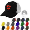 Custom Classic Constructed Mesh Back Cap, 22.8
