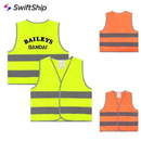 Custom Reflective Safety Vest for Child, 20