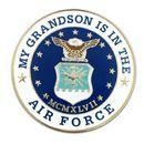 Custom Military - U.S. Air Force Grandson, 1
