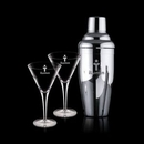 Custom 3 Piece Martini Set - Connoisseur/Belfast