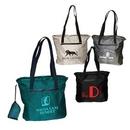 Custom Otaria Packable Tote Bag, 9 1/2