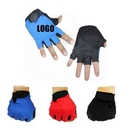 Custom Cycling Sports Gloves/ Half Finger Bike Gloves, 3.4