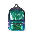 Custom Sequins Backpack Bag, 11